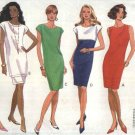 Butterick Sewing Pattern 6051 Misses Size 12-16 Easy Classic Summer Straight Dress Tunic Top Skirt
