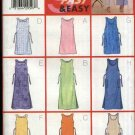 Butterick Sewing Pattern 6064 Misses Size 12-14-16 Easy Pullover Zipper Back Jumper