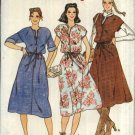 Retro Butterick Sewing Pattern 6241 Junior Size 7-9-11 Easy Sleeveless Short Sleeve Dress Jumper