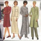 Butterick Sewing Pattern 6269 B6269 Misses Size 8-12 Easy Wardrobe Jacket Duster Skirt Pants