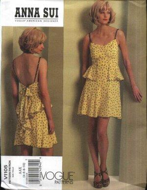 American Girl Doll clothes pattern Hawaiian Sundress | Liberty