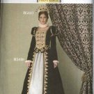 Butterick Sewing Pattern 5440 Misses Size 6-12 Historical Long Queen Two-Piece Dress Costume