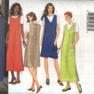 Butterick Sewing Pattern 5926 Misses Size 20-24 Easy Classic Button Back Jumper Knit Top