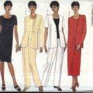 Butterick Sewing Pattern 5945 Misses Size 20-24 Classic Wardrobe Jacket Top Dress Skirt Pants