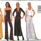 Butterick Sewing Pattern 6769 Misses Size 12-16 Easy Lined Long Straight Formal Skirt Pants