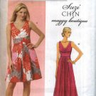 Butterick Sewing Pattern 5490 Misses Size 8-14 Easy Suzi Chin Flared Skirt Long Short Formal Dress
