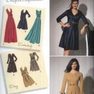 Simplicity Sewing Pattern 2338 Misses Size 10-18 Princess Seam Dress Evening Day Options