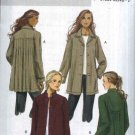 Butterick Sewing Pattern 5533 Misses Size 16-22 Easy Button Front Long Sleeve Jacket