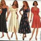 Butterick Sewing Pattern 6784 Misses Size 6-8-10 Easy Classic Princess Seam Flared Dress