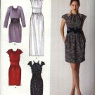 Simplicity Sewing Pattern 2281 Misses Size 6-14 Cynthia Rowley Long Short Midriff Dress