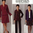 Simplicity Sewing Pattern 2288 Misses Size 10-18 Wardrobe Jacket Knit Cardigan A-line Skirt Pants