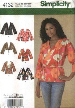 Kimono top patterns - TheFind
