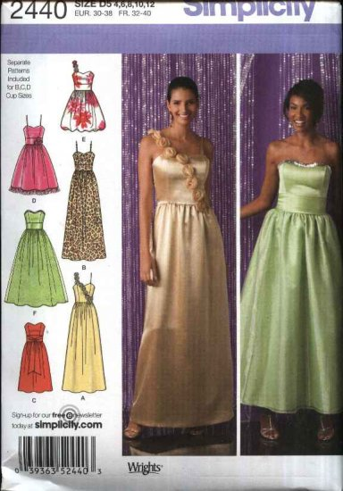 Sewing Patterns For Prom Dresses 117
