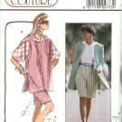 Burda Sewing Pattern 4773 Misses Size 8-18 Summer Wardrobe Jacket Top Shorts Skirt