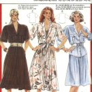 Burda Sewing Pattern 5388 Misses Size 10/12 - 22/24 Gathered Full Skirt Button Front Shirt Blouse