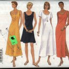 Butterick Sewing Pattern 3496 Misses Size 14-18 Easy Classic Pullover Straight Flared Dress