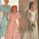 Butterick Sewing Pattern 3615 Misses Size 14 Formal Wedding Bridesmaid Bridal Gown Dress