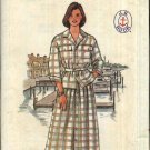 Butterick Sewing Pattern 3665 Misses Size 14 Button Front Top Pleated Skirt J G Hook