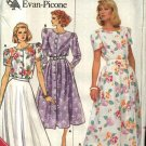 Butterick Sewing Pattern 3795 Misses Size 12 Easy Evan-Picone Button Front Top Flared Circular Skirt