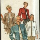 Butterick Sewing Pattern 3972 Misses' Size 16 Lined Long Sleeve Cardigan Jacket Two Lengths