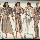 Butterick Sewing Pattern 4836 Misses Size 14-18 Wardrobe Button Front Dress Top Skirt Pants