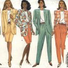 Butterick Sewing Pattern 6593 Misses Size 16-22 Easy Classic Wardrobe Jacket Skirt Pants Top