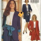 Butterick Sewing Pattern 6592 Misses Size 6-10 Easy Wardrobe Jacket Top Skirt Shorts