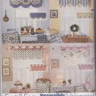 Butterick Sewing Pattern 5573 Easy Home Décor Reversible Window Valances