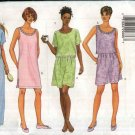 Butterick Sewing Pattern 6094 Misses Size 20-22-24 Easy Summer Sleepwear Nighgown Pajamas