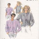 Kwik Sew Sewing Pattern 1641 Misses Size XS-L Classic Twin Set Knit Cardigan Shell Top