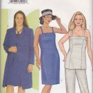 Butterick Sewing Pattern 6953 Womans Plus Size 22W-26W Wardrobe Jacket Top Dress Pants