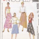 McCall's Sewing Pattern 3524 M3524 Misses Size 12-18 Easy A-Line Skirts Length Hemline Options