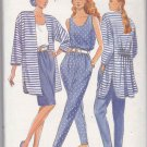 Butterick Sewing Pattern 3158 Misses Size 6-14 Summer Wardrobe Pants Skirt Tank Top Jacket