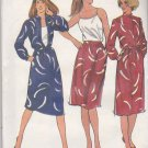Butterick Sewing Pattern 3634 Misses Size 8 Rena Rowan Skirt Blouse Camisole Two Piece Dress