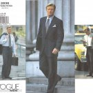 Vogue Sewing Pattern 2836 Mens Chest Size 32-34-36 Jacket Pants Suit Sportscoat