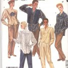 McCall's Sewing Pattern 2684 Misses Size 8 Shari Belafonte Harper Pants Shirt Vest