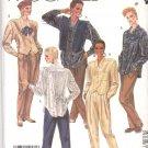 McCall's Sewing Pattern 2684 Misses Size 8 Shari Belafonte Harper Pants Shirt Vest
