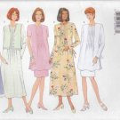 Butterick Sewing Pattern 4790 Misses Size 8-10 Easy Classic Maternity Dress Top Skirt Vest