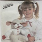 "Simplicity Sewing Pattern 7989 383 Lambchop(TM) 15"" Tall Puppet Shari Lewis"