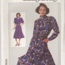 Simplicity Sewing Pattern 7690 Misses Size 6-10 Concealed Front Button Closing Dress