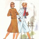 Retro Simplicity Sewing Pattern 7850 Misses Size 10 Skirt Unlined Jacket Pantskirt Culottes Gauchos
