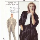 Simplicity Sewing Pattern 8382 Misses Size 6-10 Cathy Hardwick Skirt Pants Oversized Unlined Jacket