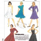 Simplicity Sewing Pattern 8448 Misses Size 6-10 Easy Knit Dress Length Sleeve Closure Options