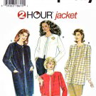 Simplicity Sewing Pattern 7036 Women's Plus Size 18W-24W 2 Hour Unlined Long Sleeve Jacket