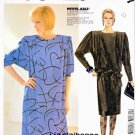 McCall's Sewing Pattern 2097 Misses' Size 12 Liz Claiborne Long Sleeve Straight Dress Sash