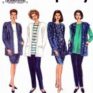 Simplicity Sewing Pattern 8627 Maternity Size 18-24 Wardrobe Jacket Pants Top Skirt Vest
