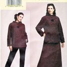 Vogue Sewing Pattern 7771 Misses Size 16-22 Sandra Betzina Pullover Tunic Top Pants Skirt