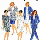Simplicity Sewing Pattern 7896 Women's Plus Size 18W-24W Wardrobe Dress Top Skirt Jacket Pants