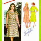 Simplicity Sewing Pattern 9004 Women's Half Size 18 1/2 Two Piece Dress A-Line Skirt Top