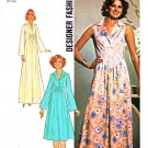 Simplicity Sewing Pattern 7794 Misses Size 10 Princess Seam Long Short Dress Sleeve Variation